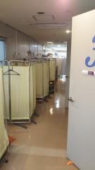 リカバリー室:検査後の患者様や急患の患者様の回復室として使用します。